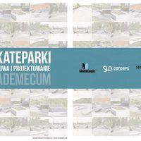 Skatepark 760 m2 Zasoby pomocnicze