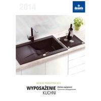 1-bowl sink with draining board Modern Kitchen - Catalogue of products