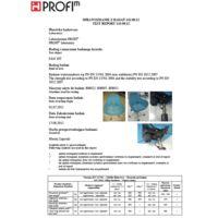 10T/10E Certyfikat