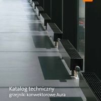 Aura Slim Basic Technical catalogue - Aura convectors