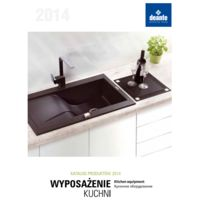 Standing sink mixer with U shaped spout and extendable handle Kitchen equipment - Catalogue of products
