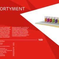 Płyta modułowa NIDA Aku L5x80n12 Katalog techniczny