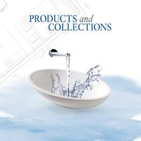 Venticello Surface-mounted washbasin Catalogue