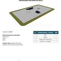 Skatepark modułowy nr 390115 Karta produktowa