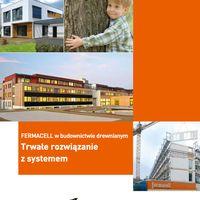 Płyta Fermacell Powerpanel HD Fermacell w budownictwie drewnianym