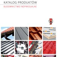 Steel roof tile Spektrum Products catalogue - residential constructions