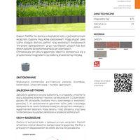 Gazon Patiflor Karta produktu