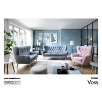 Two seater sofa Voss Instructions