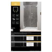 Drzwi prysznicowe Arta DWD Katalogi