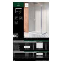 Shower enclosure Nes KDS II Catalogs