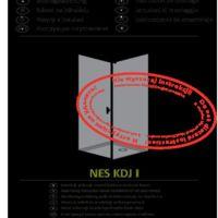 Shower enclosure Nes 8 / Nes KDJ I Instructions