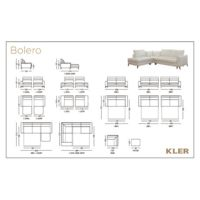 BOLERO Technical drawings