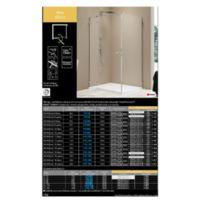Shower enclosure Arta KDJ II Catalogs
