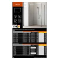 Kabina prysznicowa Idea KDJ Katalogi