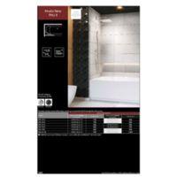 Parawan nawannowy Modo New Black PNJ II Frame Katalogi
