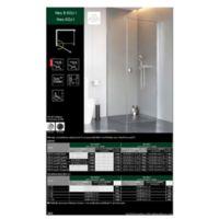 Shower enclosure Nes 8 / Nes KDJ I Catalogs