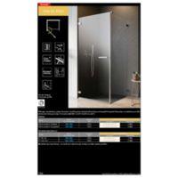 Shower enclosure Arta QL KDJ I Catalogs