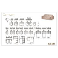 Can-Can Technical drawings