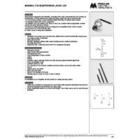 Marbulito Modupoint łaczony / podwieszany Zasoby pomocnicze