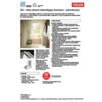 Okno dodatkowe GIU Instrukcje