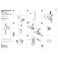 Hedion 60 LED Trim IP65 Instrukcje