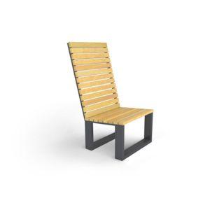 Siedzisko parkowe Caspe 1401