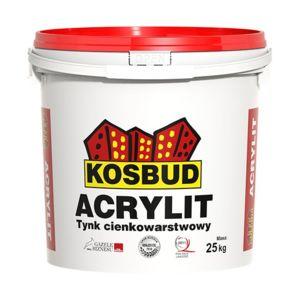 """ACRYLIT – tynk akrylowy """"baranek"""""""