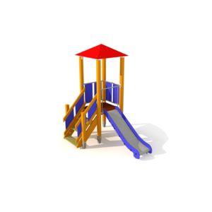 Wieża ze zjeżdżalnią PEK-09