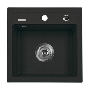 1-bowl sink without draining board Zorba