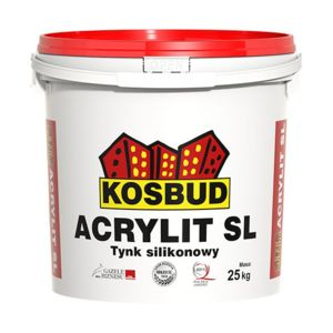 "ACRYLIT-SL – tynk silikonowy ""baranek"""