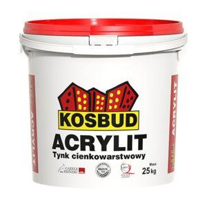 "ACRYLIT – tynk akrylowy ""kornik"""