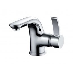 Single lever mixer, wash-basin Malachit