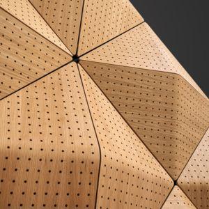 Panel ścienny i sufitowy 3D – Trigo