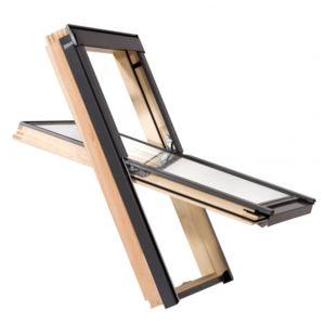 Okna dachowe drewniane - ODS 700 Standard AURA