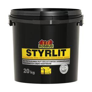 STYRLIT – anionowa emulsja bitumiczno-lateksowa typu AL