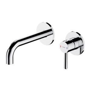 Y Y1215HCR - Basin mixer for concealed installation (25mm cartridge), chrome
