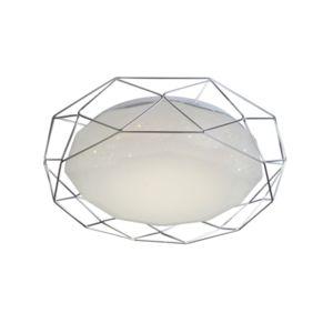 SVEN LAMPA SUFITOWA PLAFON 43 16W LED 3000K CHROM