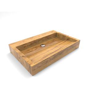 Wooden sink umywalka drewniana