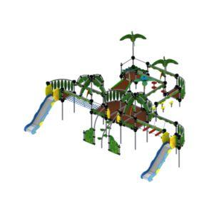SkySet Jungle Set no. 7