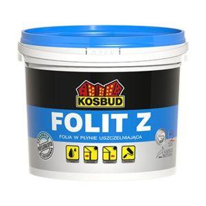FOLIT-Z – polimerowa płynna folia izolacyjna