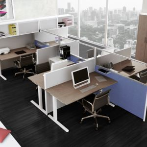 Lano-C employee furniture system