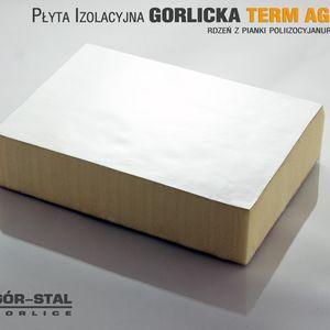 Płyta Izolacyjna poliizocyjanurowa GORLICKA TERM AGRO