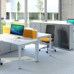 K-eM employee furniture system