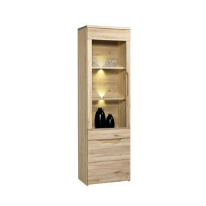 Glass cabinet SE.1045 Selene