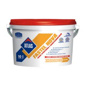 ATLAS FASTEL NOVA - hybrid paint with nanotechnology