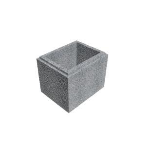 BRMM bloczek słupkowy/murkowy mały
