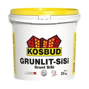 GRUNLIT SiSi – grunt silikonowo-silikatowy