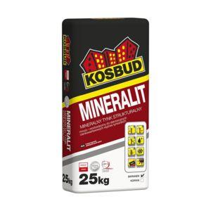 MINERALIT – Mineralno-polimerowy tynk strukturalny