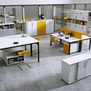 System mebli pracowniczych O-eM