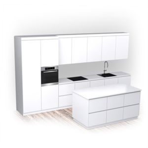 Kitchen set - modern line